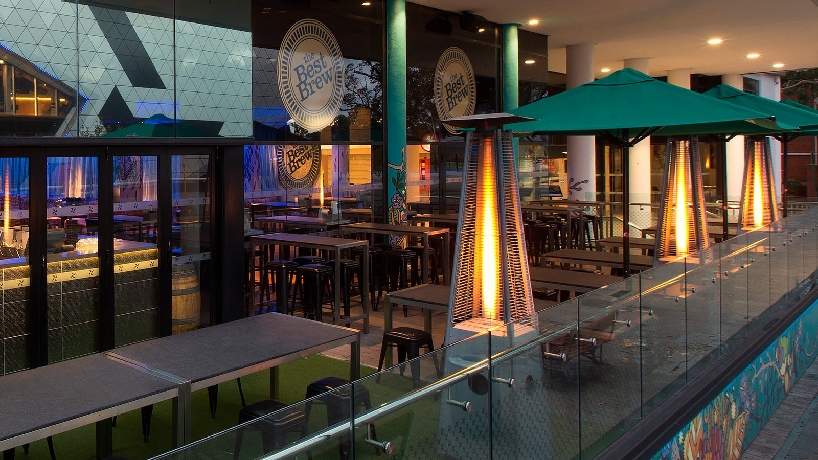 Four Points by Sheraton Perth - Bar